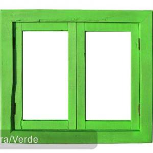 finestra verde 627