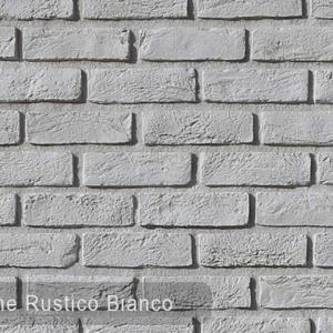 mattone rustico bianco 541