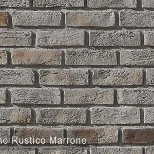 mattone rustico marrone 542