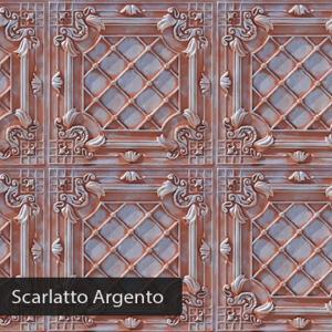 missina 707 scarlatto argento