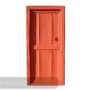 porta arancione 604