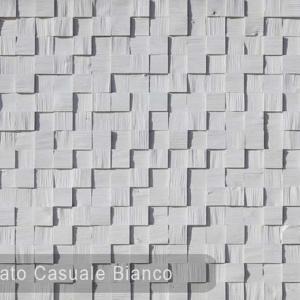 quadrato casuale bianco 501